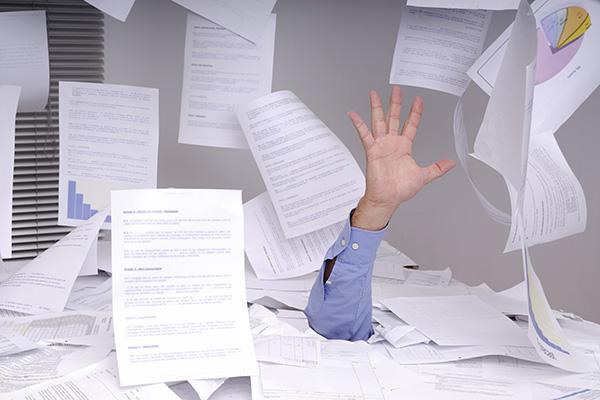 Benötigen Sie Unterstützung bei der Büroorganisation durch die Bürofee?